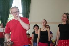 11.-12.5.2013 - Soustředění v Radostíně