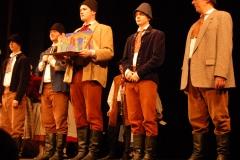 15.12.2012 - Veselé obrázky vánoční, Naivní divadlo Liberec