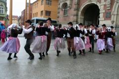 7.4.2012 - Velikonoční trhy ve Frýdlantě v Čechách